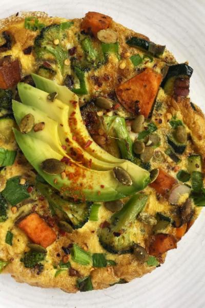 Veggie Omelettata
