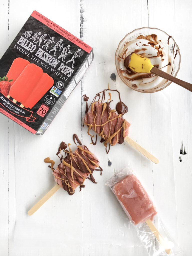 Paleo Passion Foods Popsicles