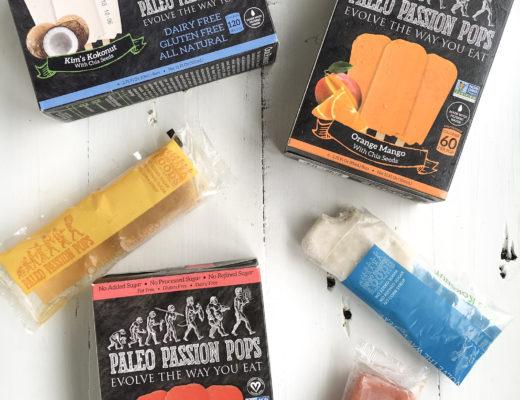 Paleo Passion Foods Pops
