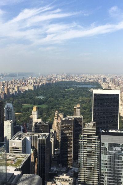 NYC Trip Recap