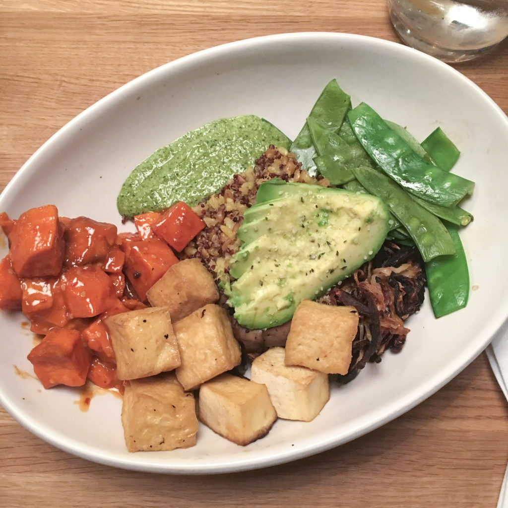 Ancient Grains Bowl, True Food Kitchen
