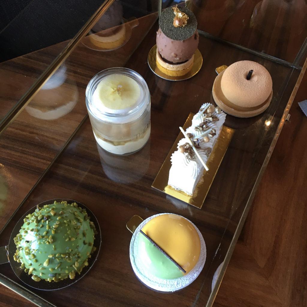 THE Blvd Desserts