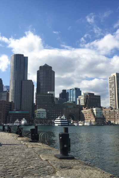 Boston Recap 16′