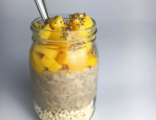 Mango-Overnight-Oats