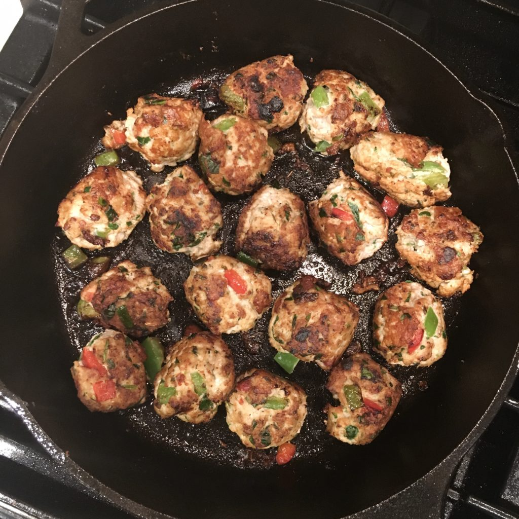 Organic Turkey Meatballs