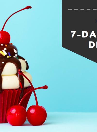 7-Day Sugar Detox Plus Recipe Ideas
