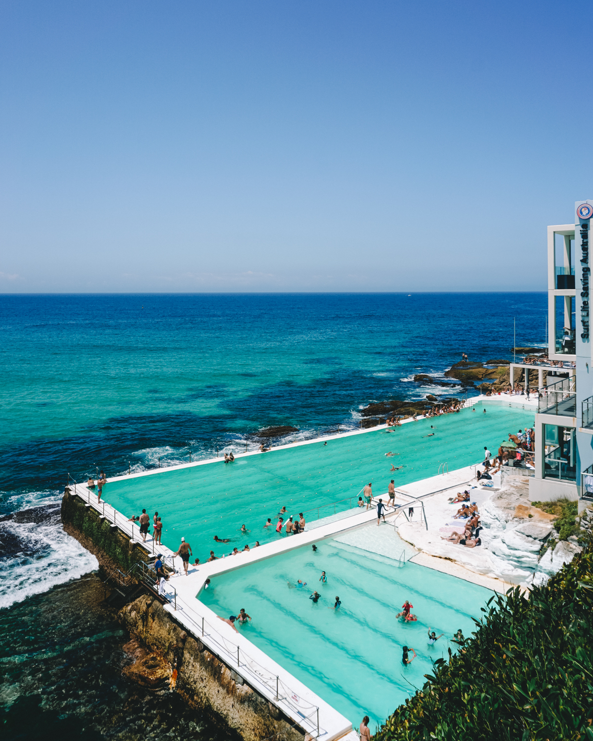 4fbe38ff7c The Bondi Icebergs have been on my bucketlist of sites to see for a few  years now. The photos of the pools have made their way around Instagram and  have had ...