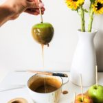5-ingredient HEALTHY Salted Caramel Sauce