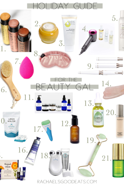 2018 Holiday Gift Guide For The Beauty Gal