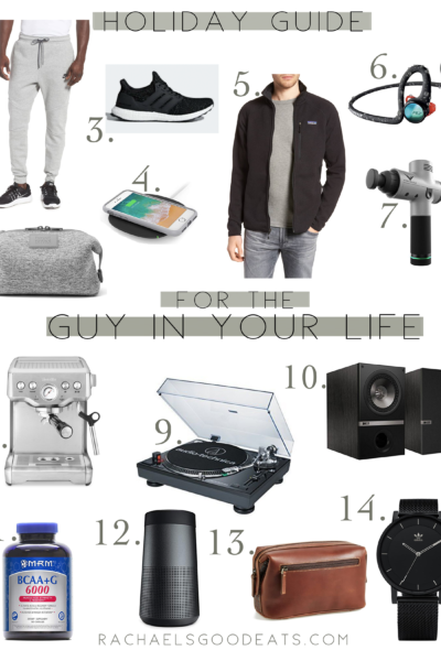 2018 Holiday Gift Guide For The Guy In Your Life