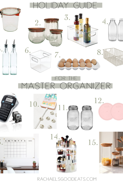 2018 Holiday Gift Guide For The Master Organizer