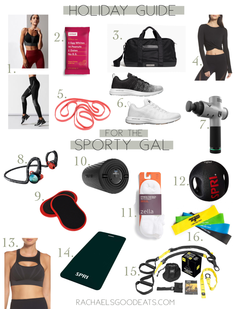 2018 Holiday Gift Guide For The Sporty Gal - Rachael s Good Eats f300f2b444