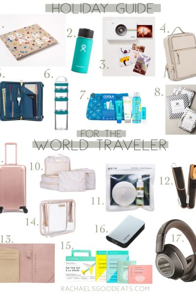 2018 Holiday Gift Guide For The World Traveler