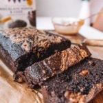 Chocolate Zucchini Bread with Walnuts