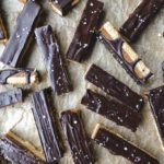 Healthy Twix Bars (Raw, GF, DF, Refined Sugar-Free)