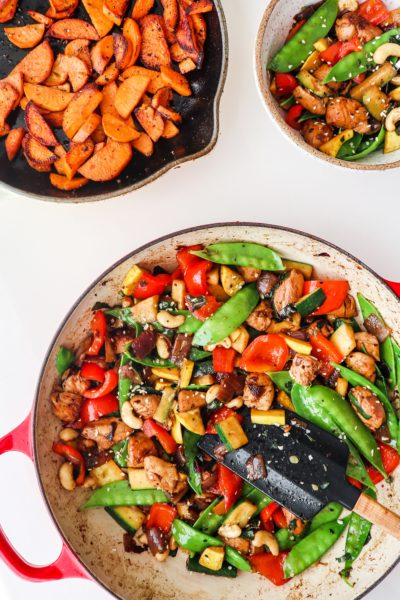 You Need This Easy Cashew Chicken Stir-fry In Your Life