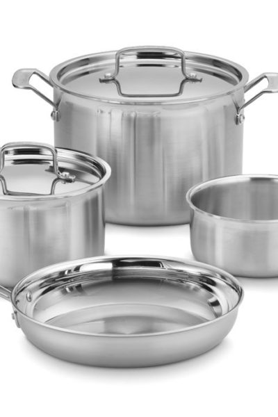 The Pots and Pans I Can't Live Without