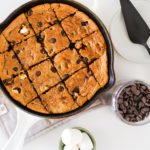 S'mores Cookie Skillet… Yes, I Said It!