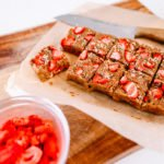 Raw Paleo AB&J Protein Bars