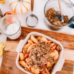 Healthy Apple Crisp (GF, DF, and paleo!)