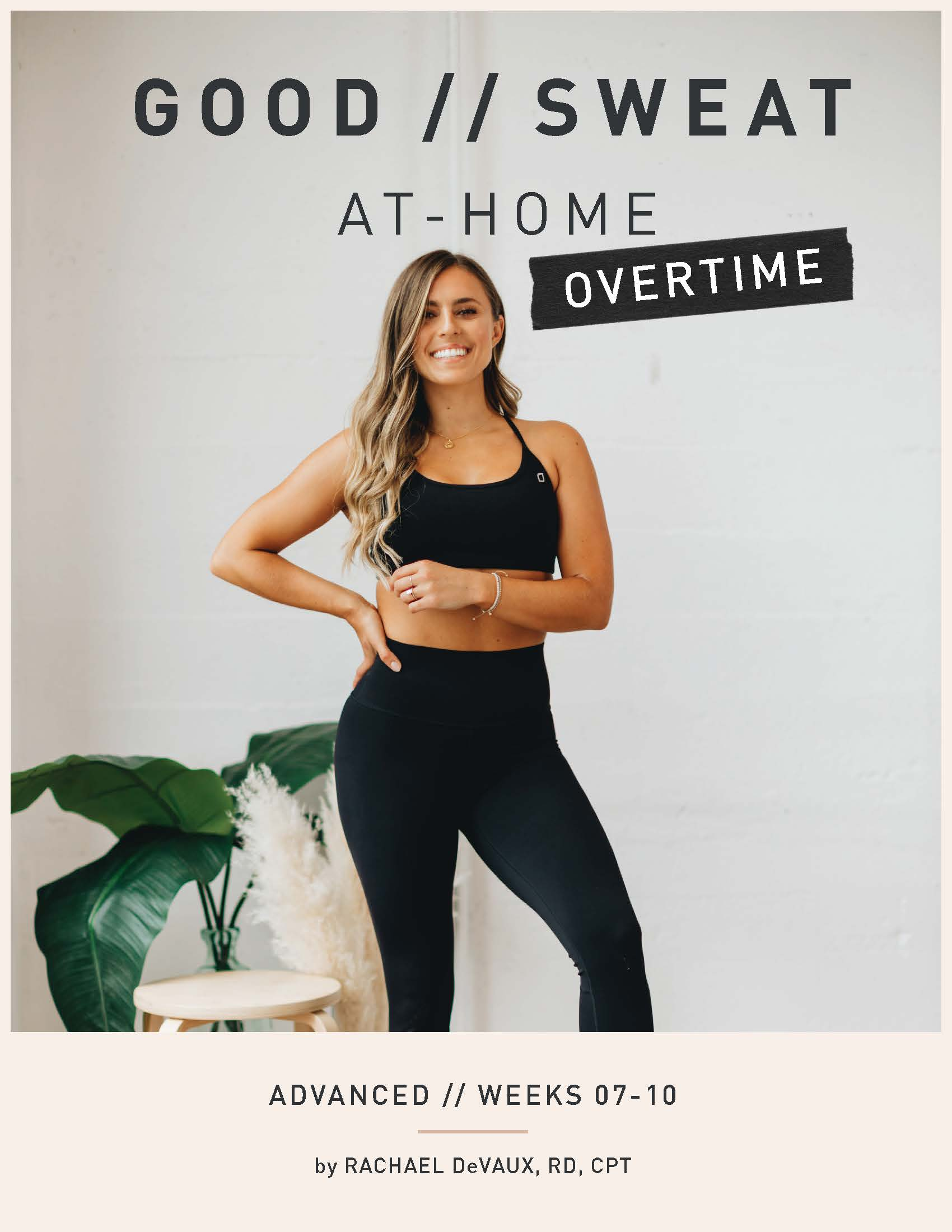 Good Sweat at Home - Overtime